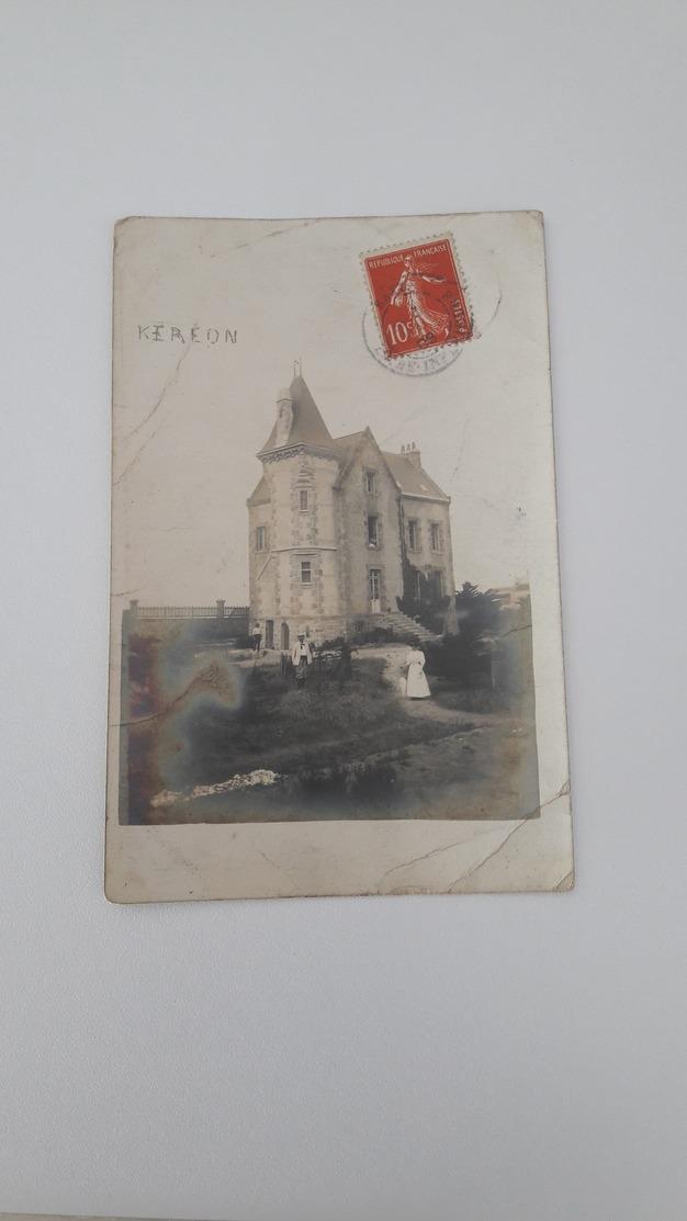 BATZ (44)  Manoir De Kéréon - Batz-sur-Mer (Bourg De B.)
