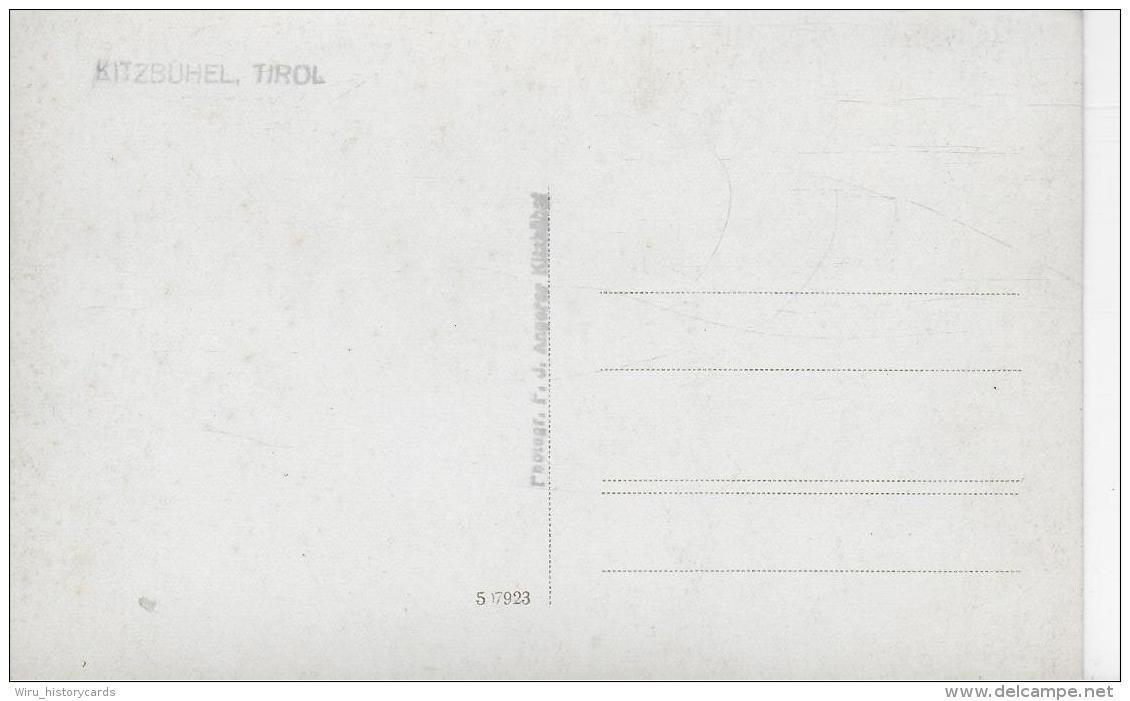 AK 0937  Kitzbühel - Bauernhaus / Verlag Angerer Um 1940-50 - Kitzbühel