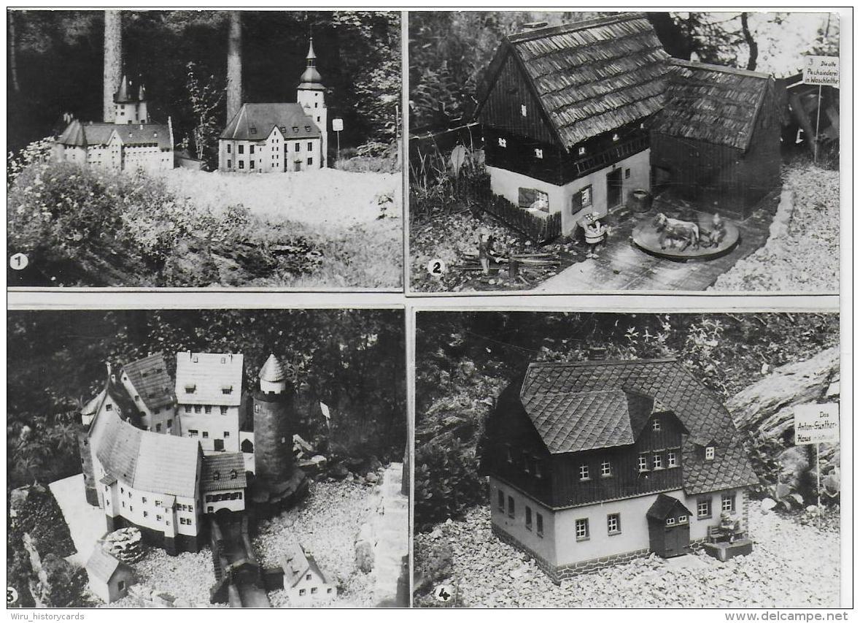 AK 0938  Waschleithe ( Alt-Erzgebirge ) - Ostalgie , DDR Um 1967 - Grünhain