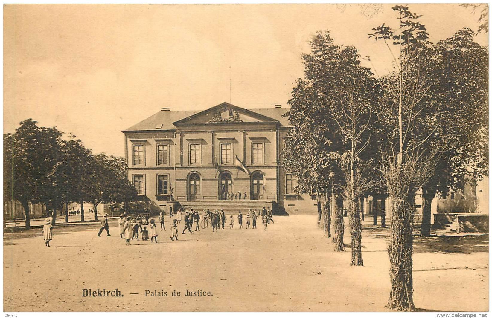 Luxembourg -Diekirch - Palais De Justice - Diekirch