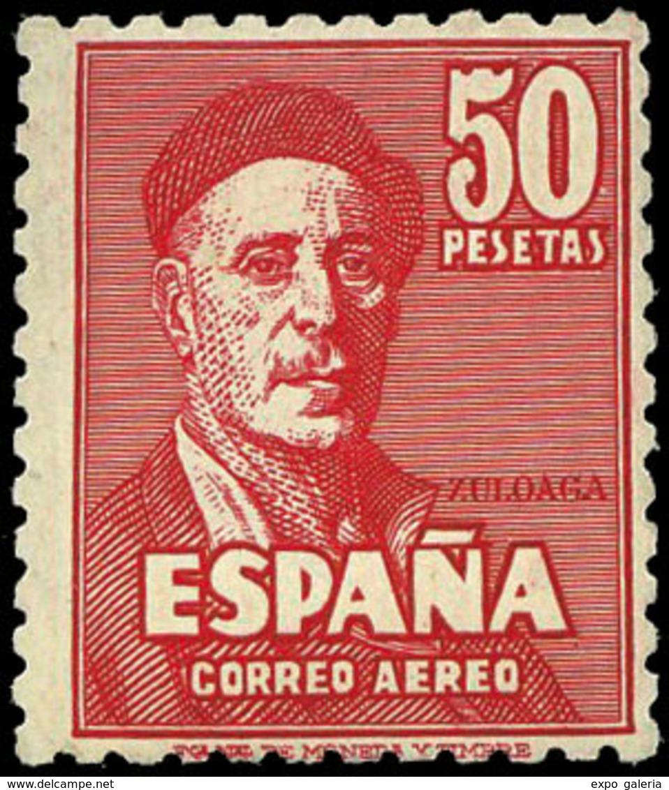 558 Ed. *** 1015/6 Lujo. Cat. 440€ - 1931-50 Unused Stamps