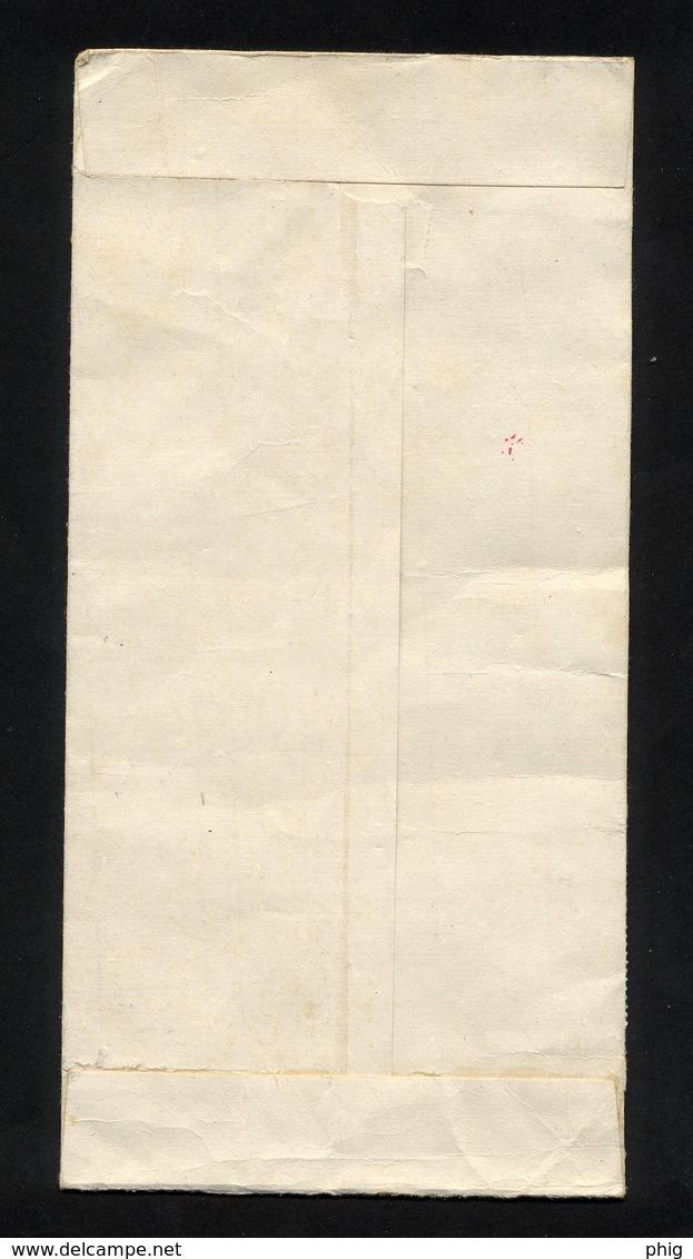 CHINE ENVELOPPE CHINE-FRANCE PAR AVION DE 1974- 6 TIMBRES 5 DE 1973 ( DONT 3 SERIE PANDA) ET 1 DE 1971 - 1949 - ... République Populaire