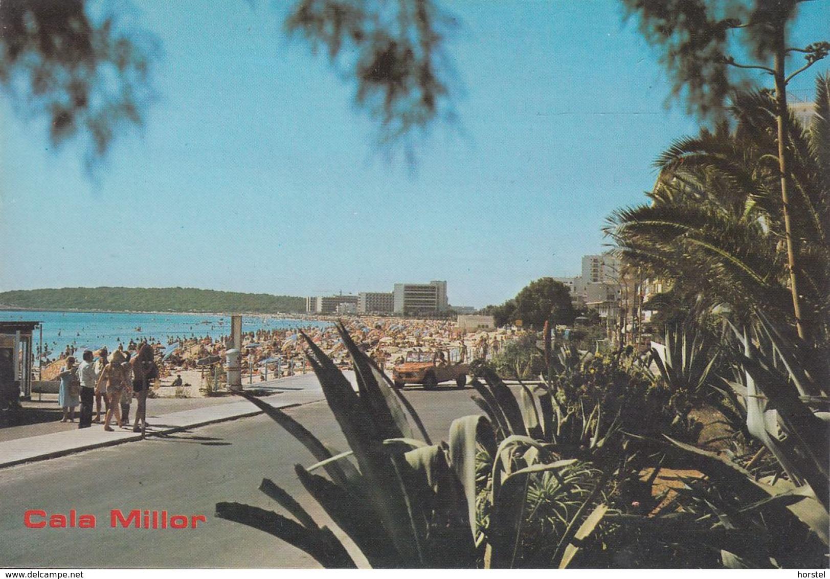Spanien - Mallorca - Cala Millor - Beach - Street - Cars - Buggy - Mallorca