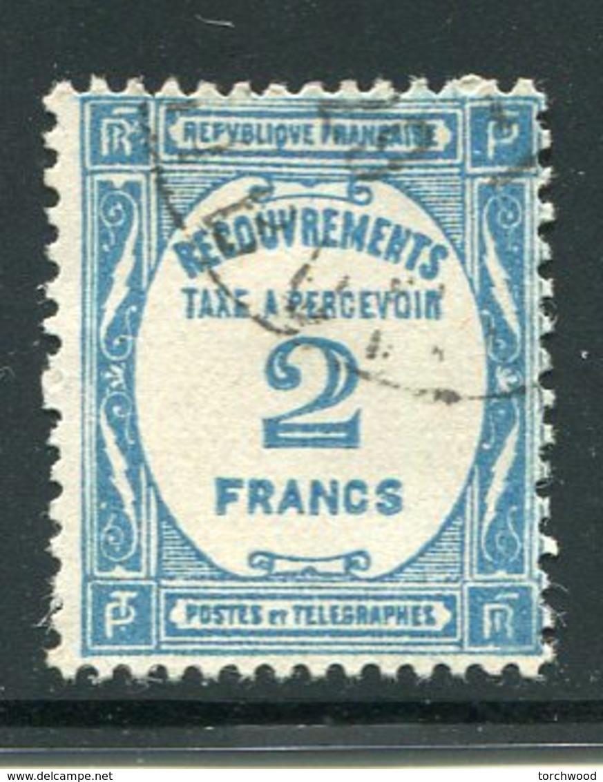 France  J64 (o)  Used  1927 - 1859-1955 Used