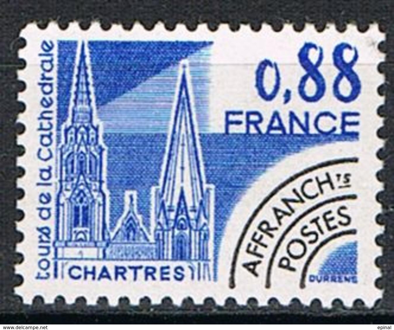 FRANCE : Préoblitéré N° 163 ** - - Vorausentwertungen