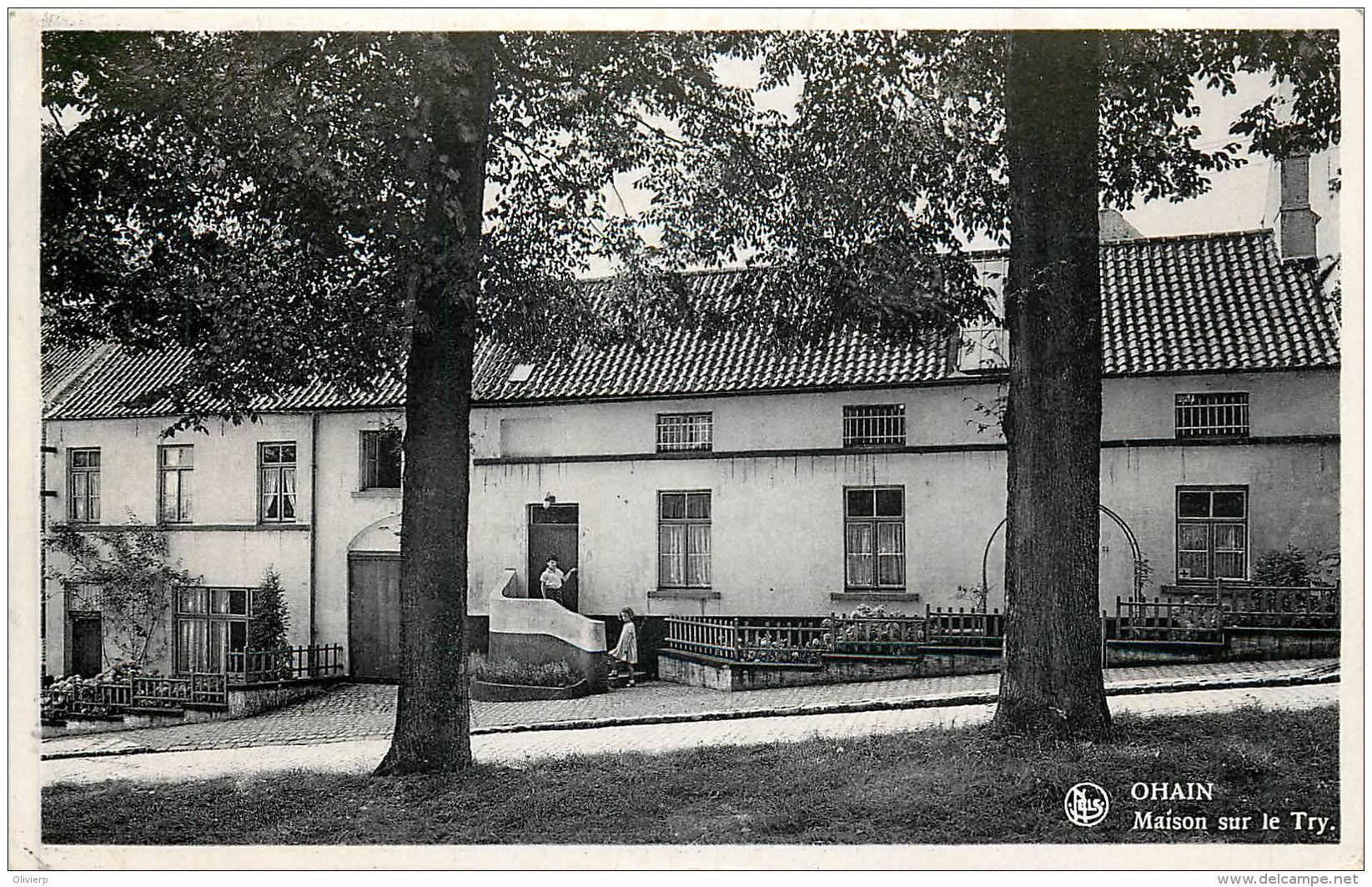 Lasne - Ohain - Maison Sur Le Try - Lasne