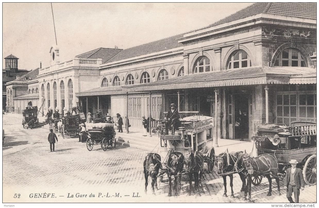 XCH.677.  Genève - La Gare - GE Geneva