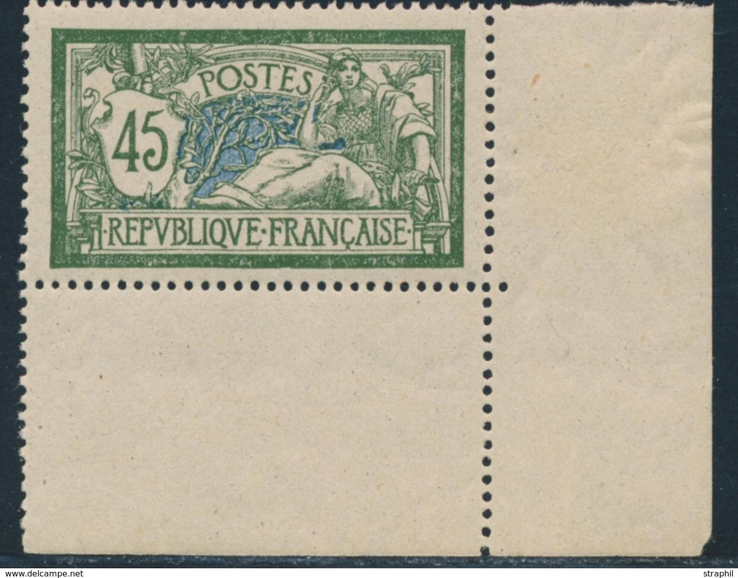** N°143 BDF - TB - Centrage - Superbe - France