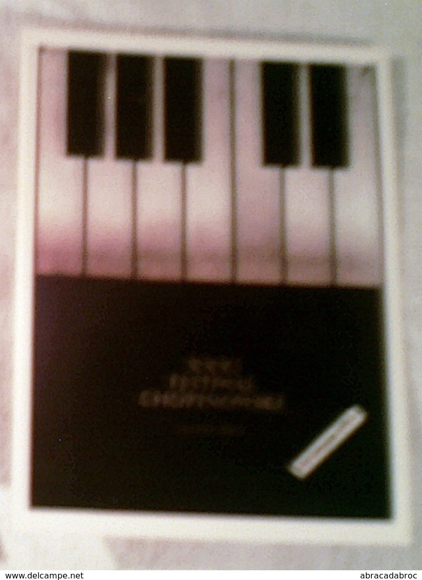 Carte Postale Festival Chopin - 1976 - France