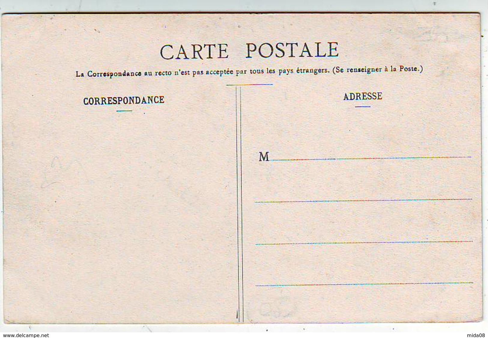 08. MONTHERME . VALLEE DE LA MEUSE . LAVAL DIEU . CONFLUENT DE LA SEMOY ET DE LA MEUSE . Editeur CHARPENTIER RICHARD - Montherme