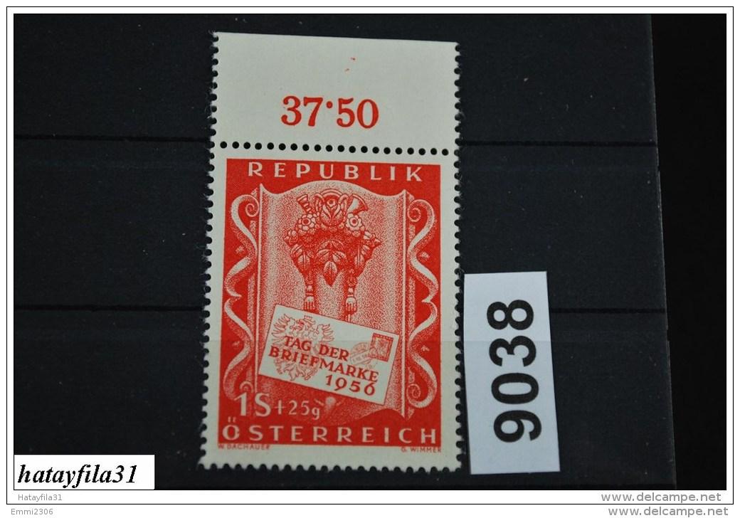 Österreich   1956    Mi . 1029  ** Postfrisch /   Tag Der Briefmarke - 1945-60 Ungebraucht