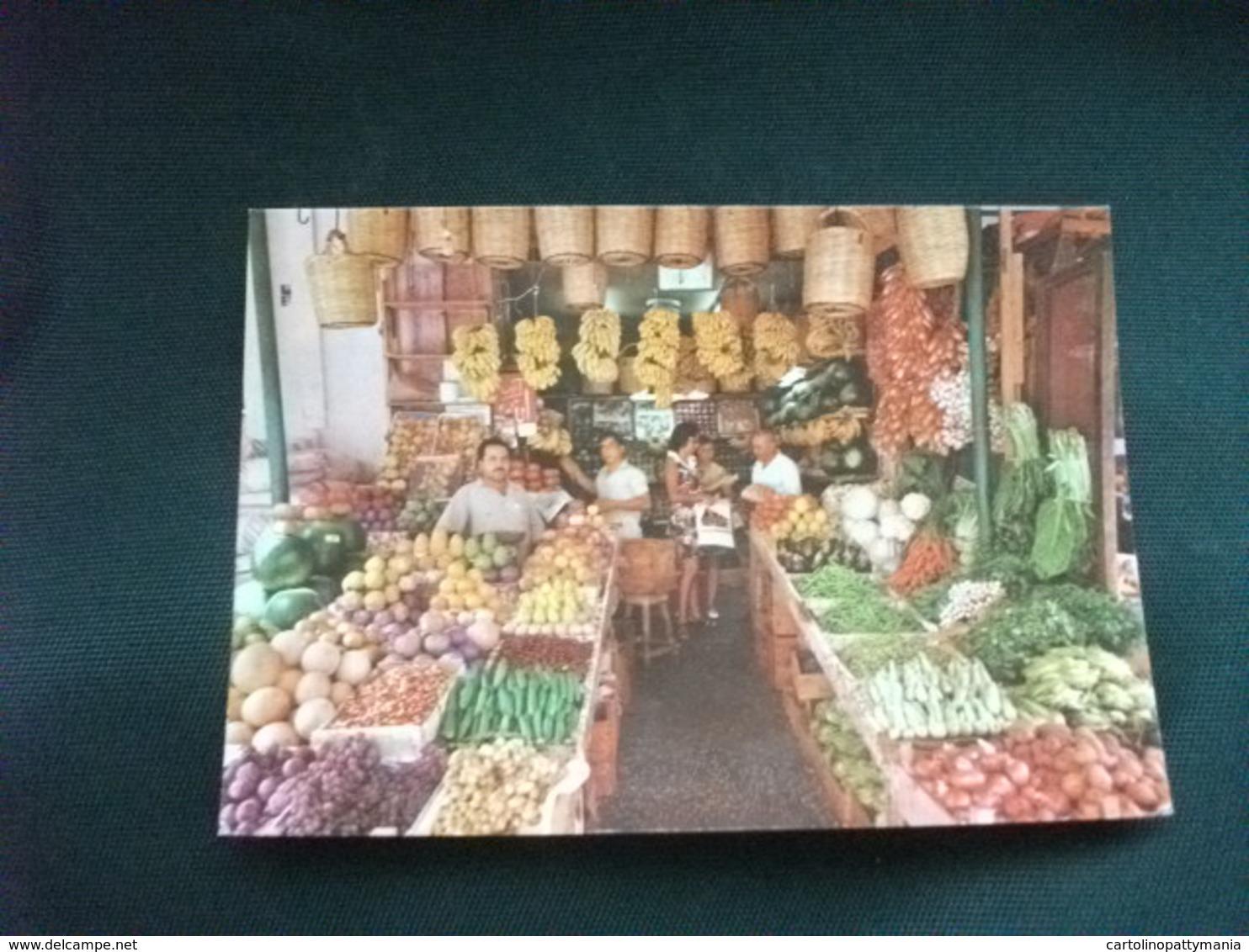 LIBANO LEBANON LIBAN BEIRUT BEYROUTH UN MAGAZIN DE FRUIS A FRUIT STORE FRUTTIVENDOLO - Negozi