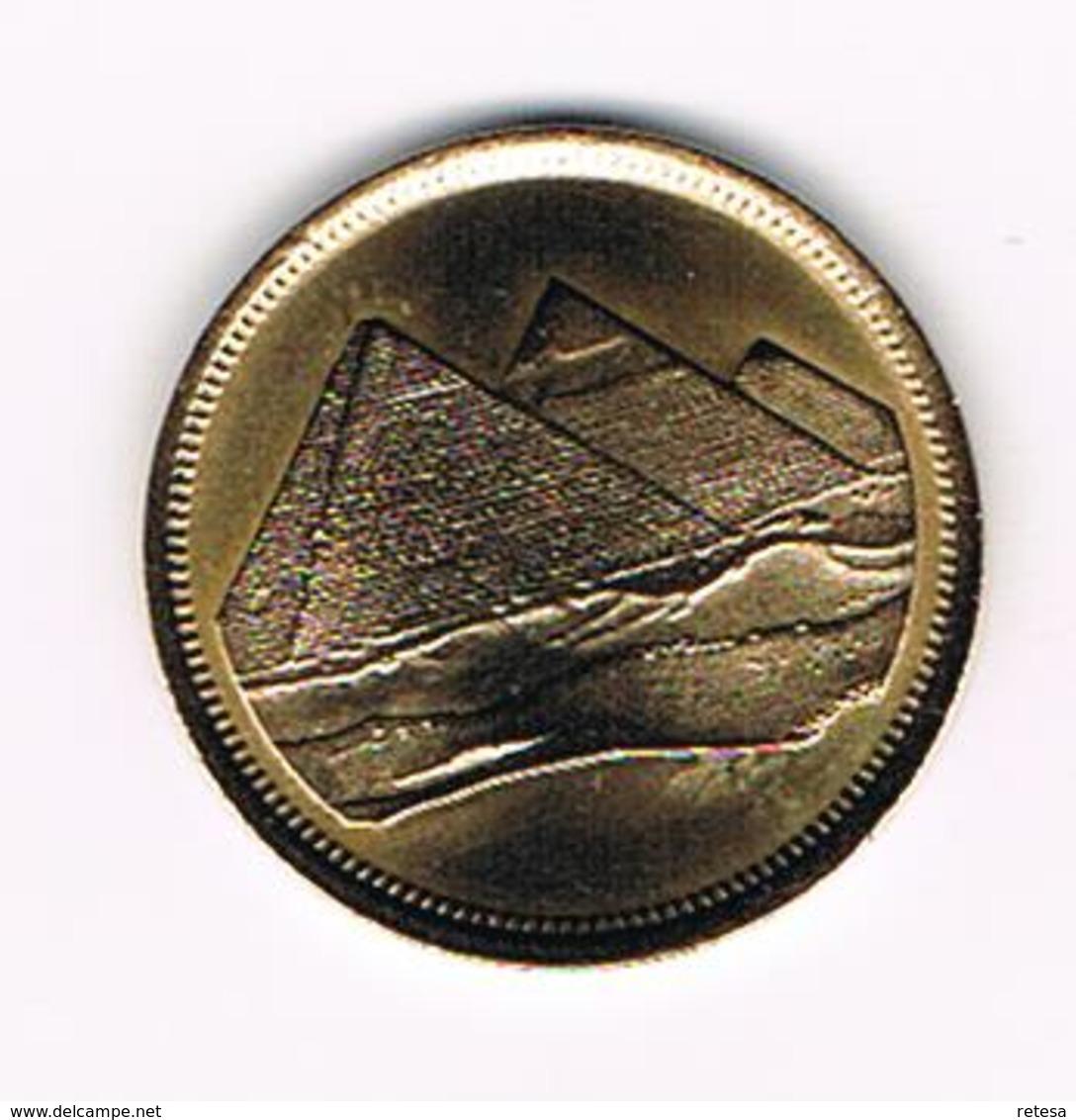 &  EGYPTE  5 PIASTRES  1984 - Egypte