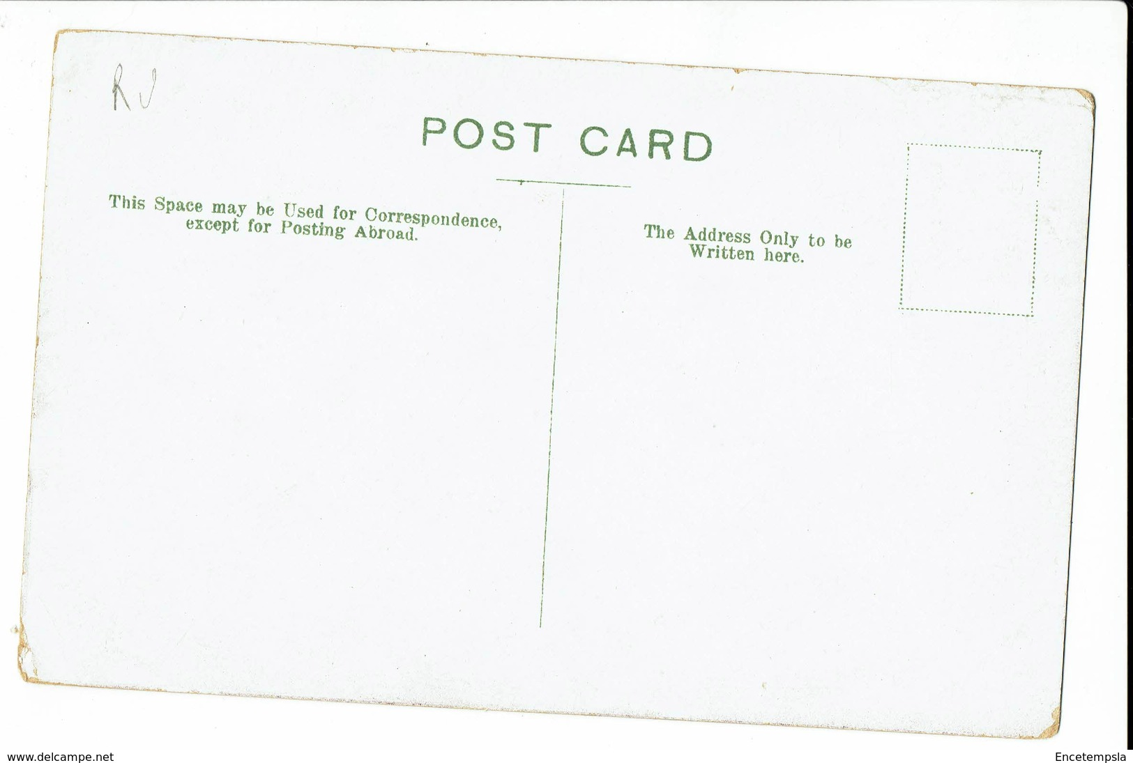 CPA - Carte Postale - Royaume Uni - London - The Mansion House- S1057 - London