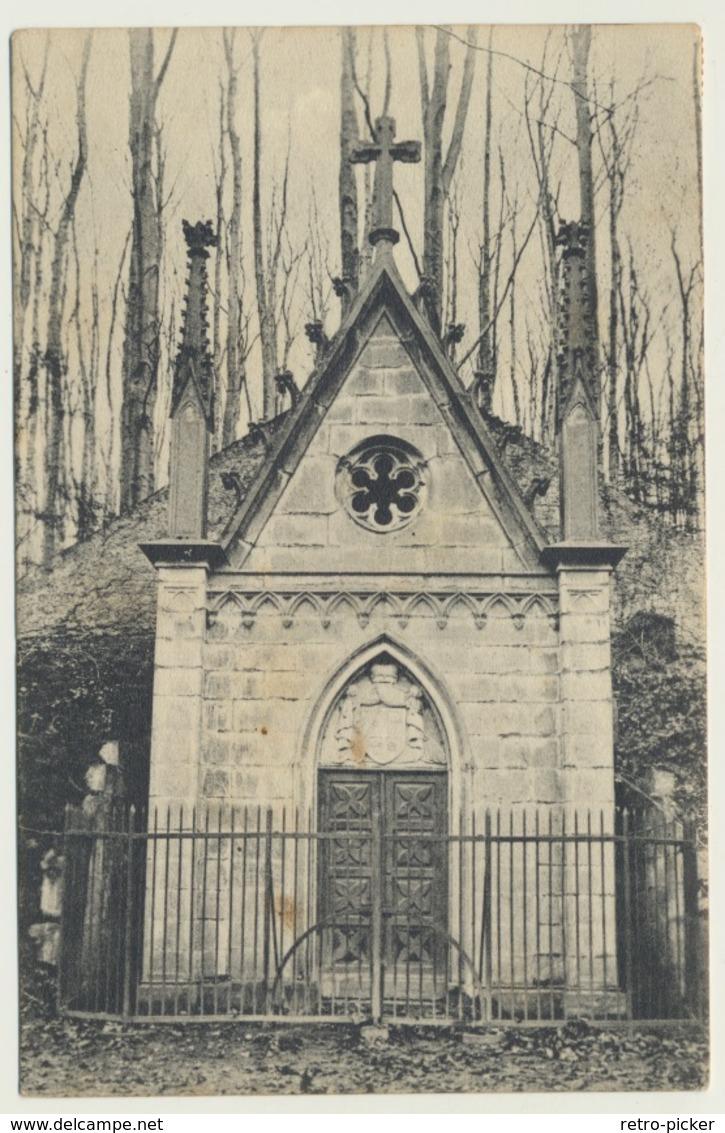 AK  Heisterbach Eingang Der Grabstätte 1918 - Koenigswinter
