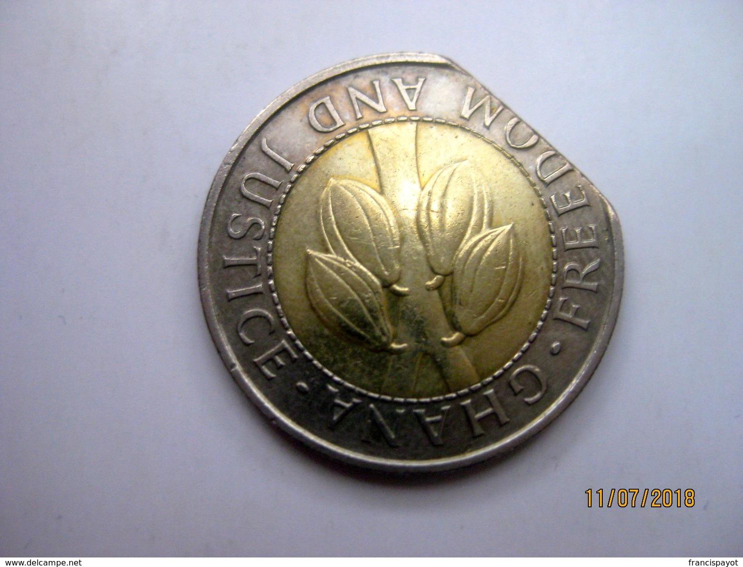Ghana: 100 Cedi 1991 - Mint Clip - Ghana