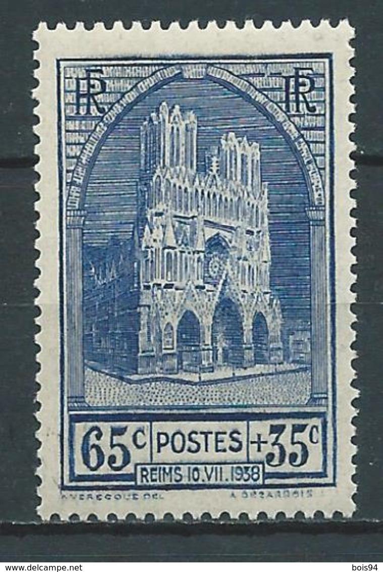 FRANCE 1938 . N° 399 . Neuf ** (MNH) - France