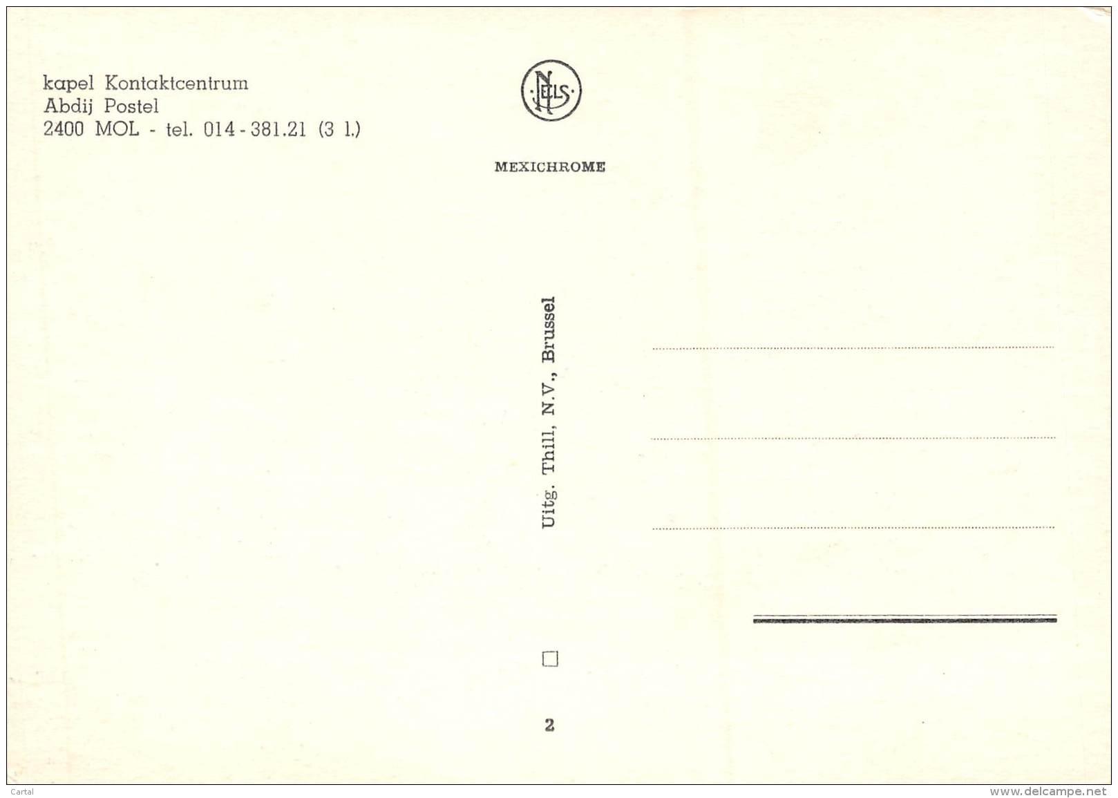 CPM - MOL - Abdij Postel - Kapel Kontaktcentrum - Mol