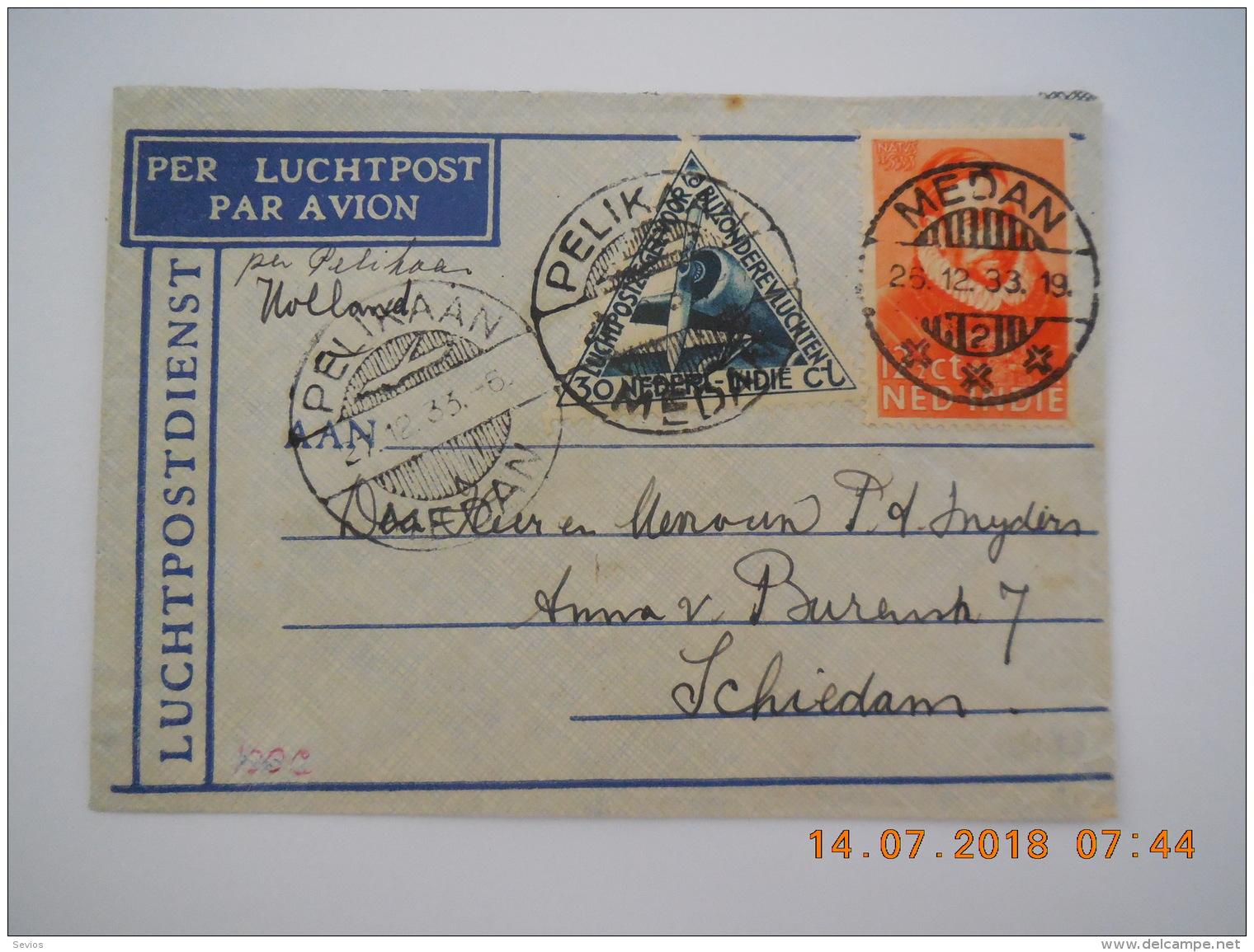 Sevios / Netherland / Stamp **, *, (*) Or Used - Niederlande