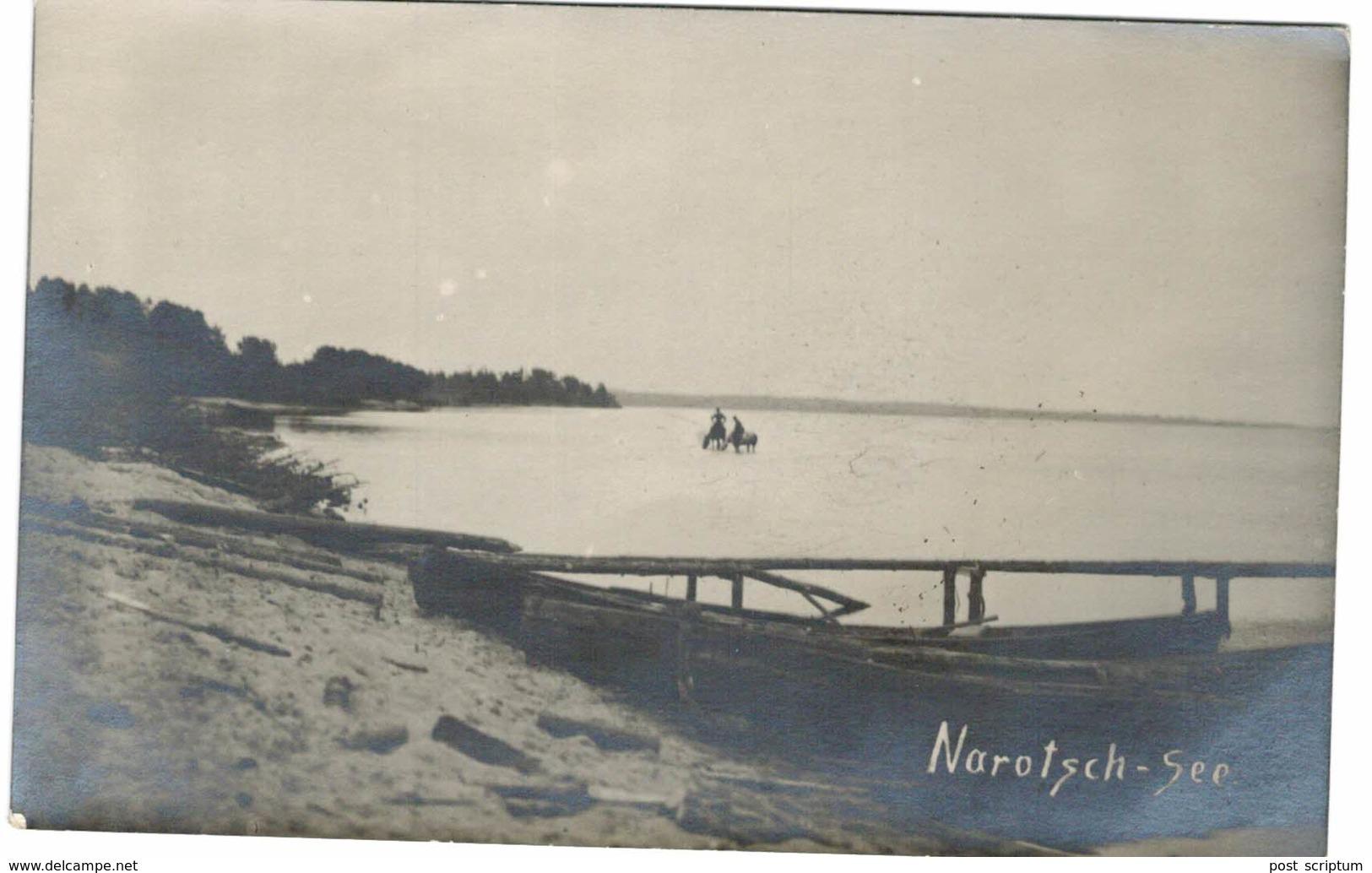 Belarus - Narotsch See - Lac Narotch -Naratch - Belarus