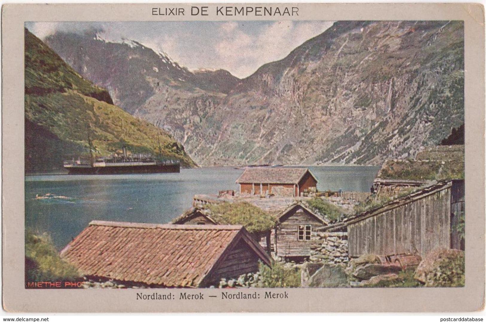 Nordland - Merok - Norwegen