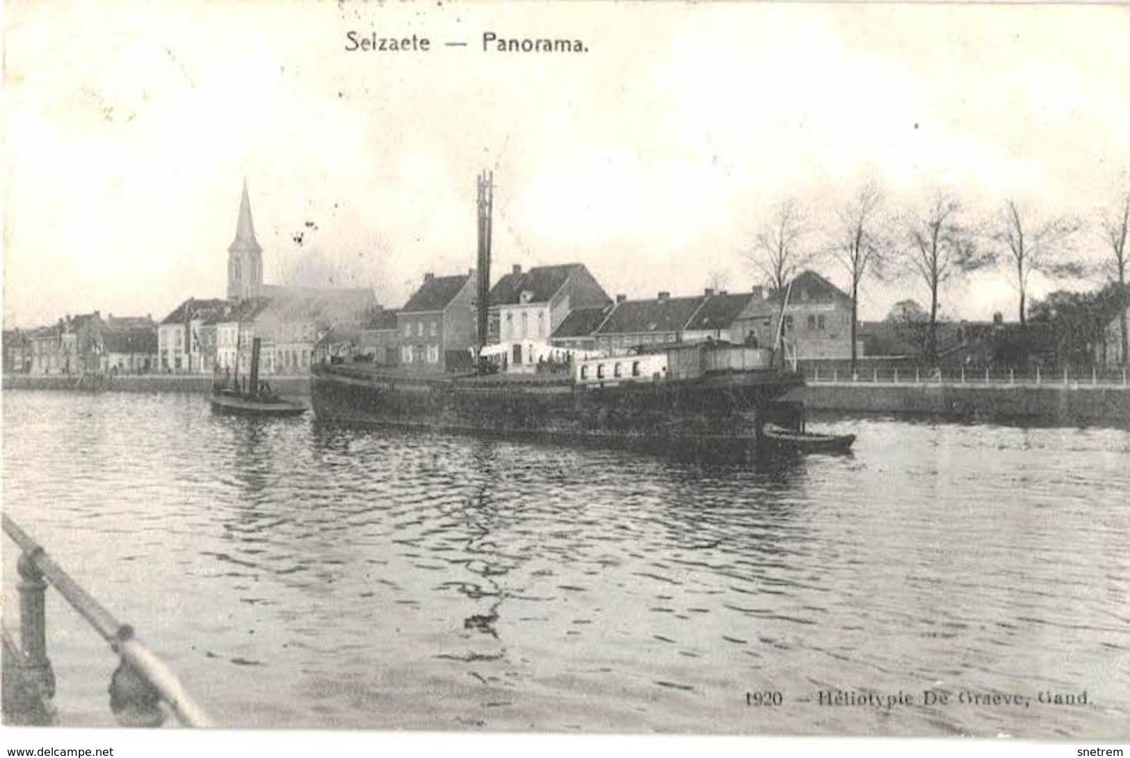Belgie - Belgique - Selzaete - Panorama - Zelzate