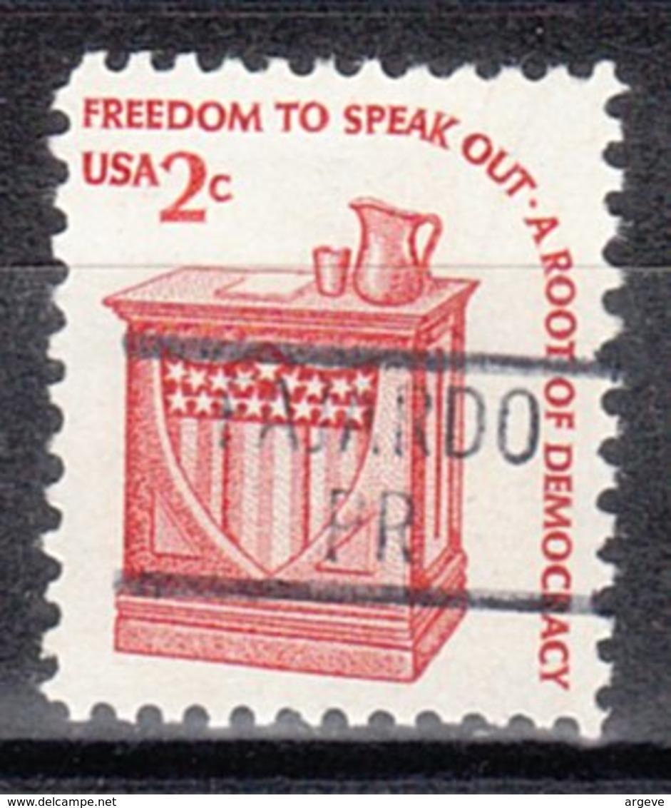 USA Precancel Vorausentwertung Preo, Locals Territories, PR Fajardo 839 - Vereinigte Staaten