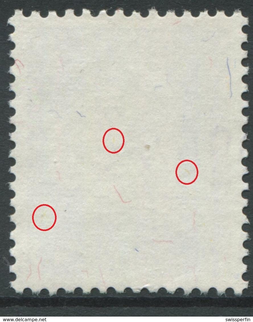 1940 - 30 Rp. Olympiade St. Moritz 1948 - 2. Auflage Mit Seltenem Papier - Suisse