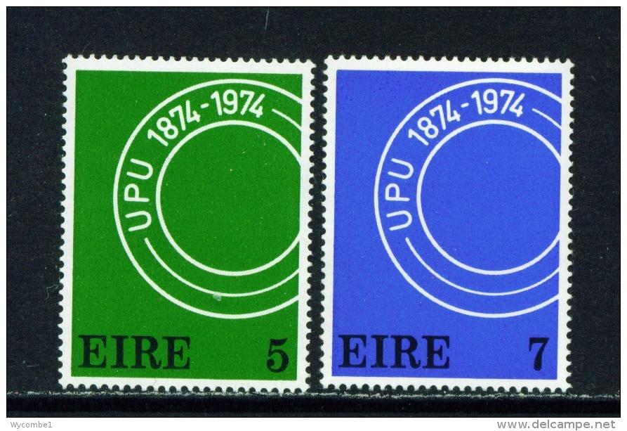 IRELAND  -  1974  UPU  Set Unmounted/Never Hinged Mint - Unused Stamps
