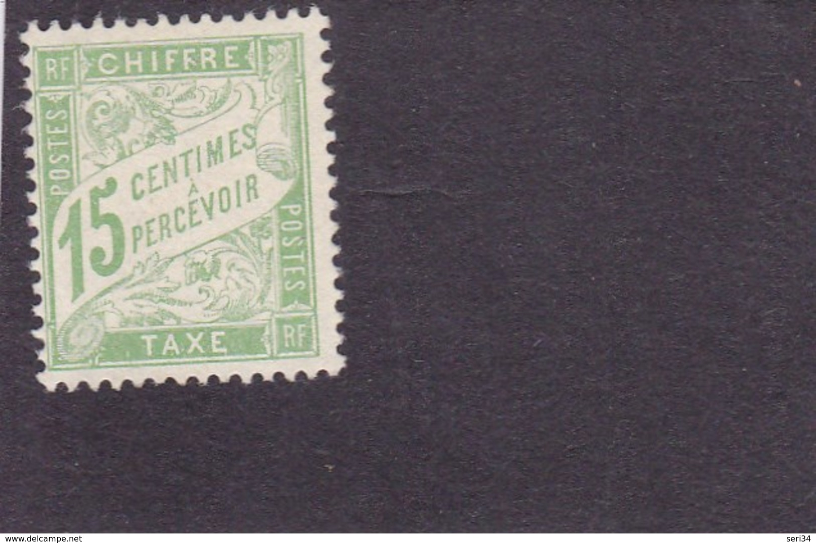 FRANCE : : Y&T : TT 30** - 1859-1955 Neufs