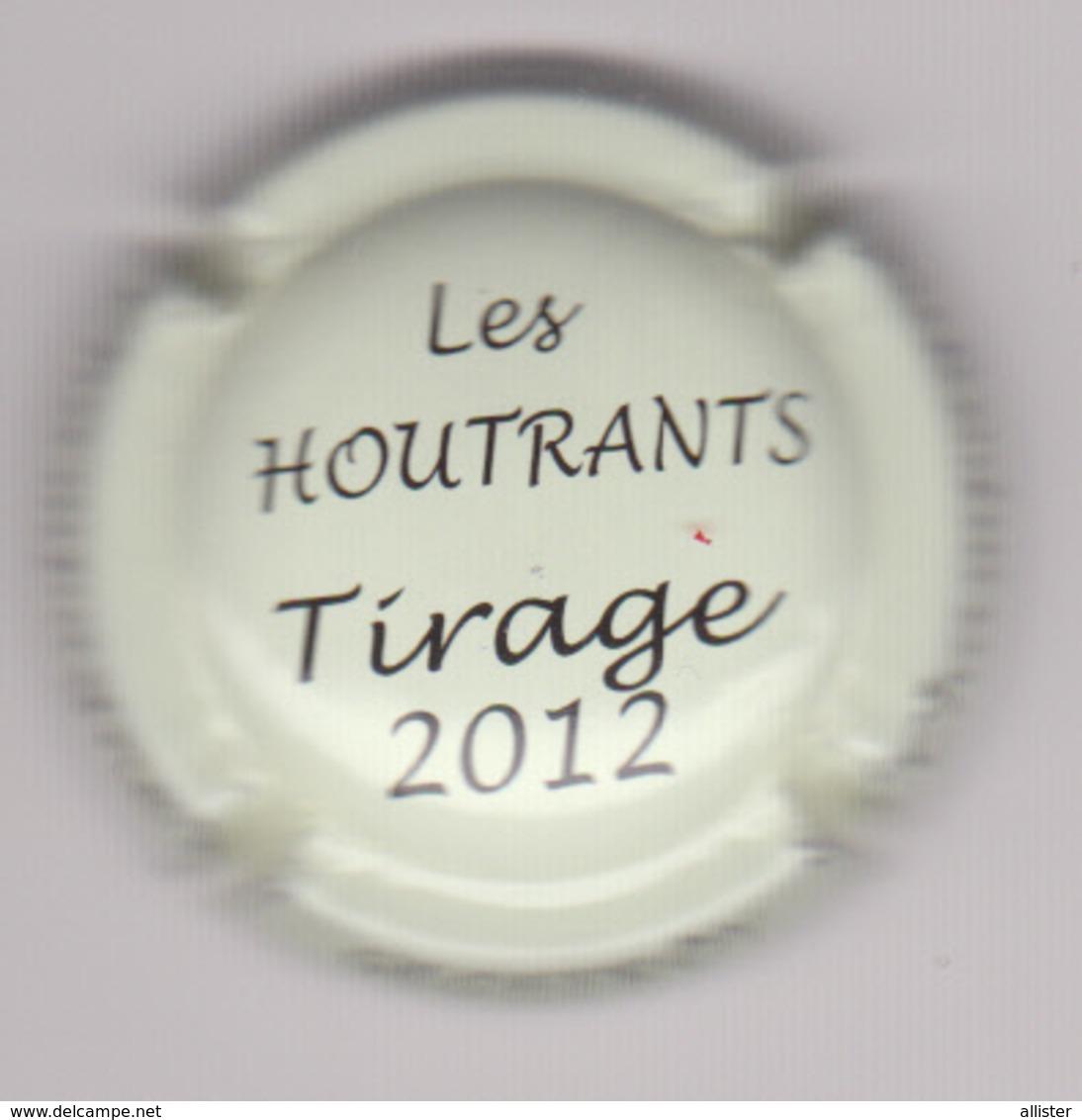 Capsule Champagne GEOFFROY René ( Nr ; Cuvée LES HOUTRANTS 2012 Crème ) Nouvelle {29-18} - Champagne