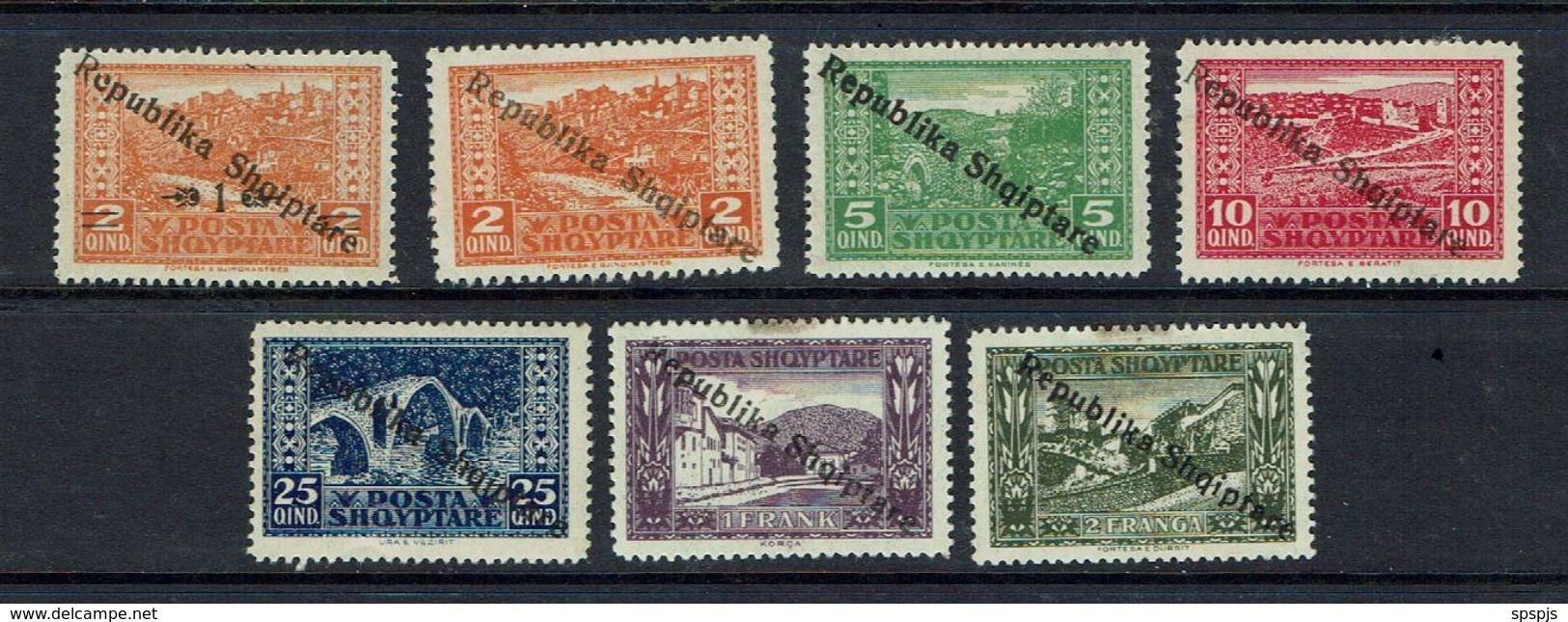 ALBANIA...1925 - Albania