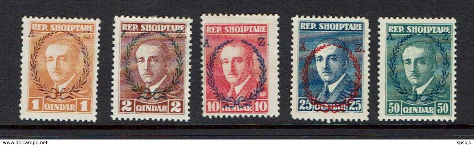 ALBANIA...1927 - Albania