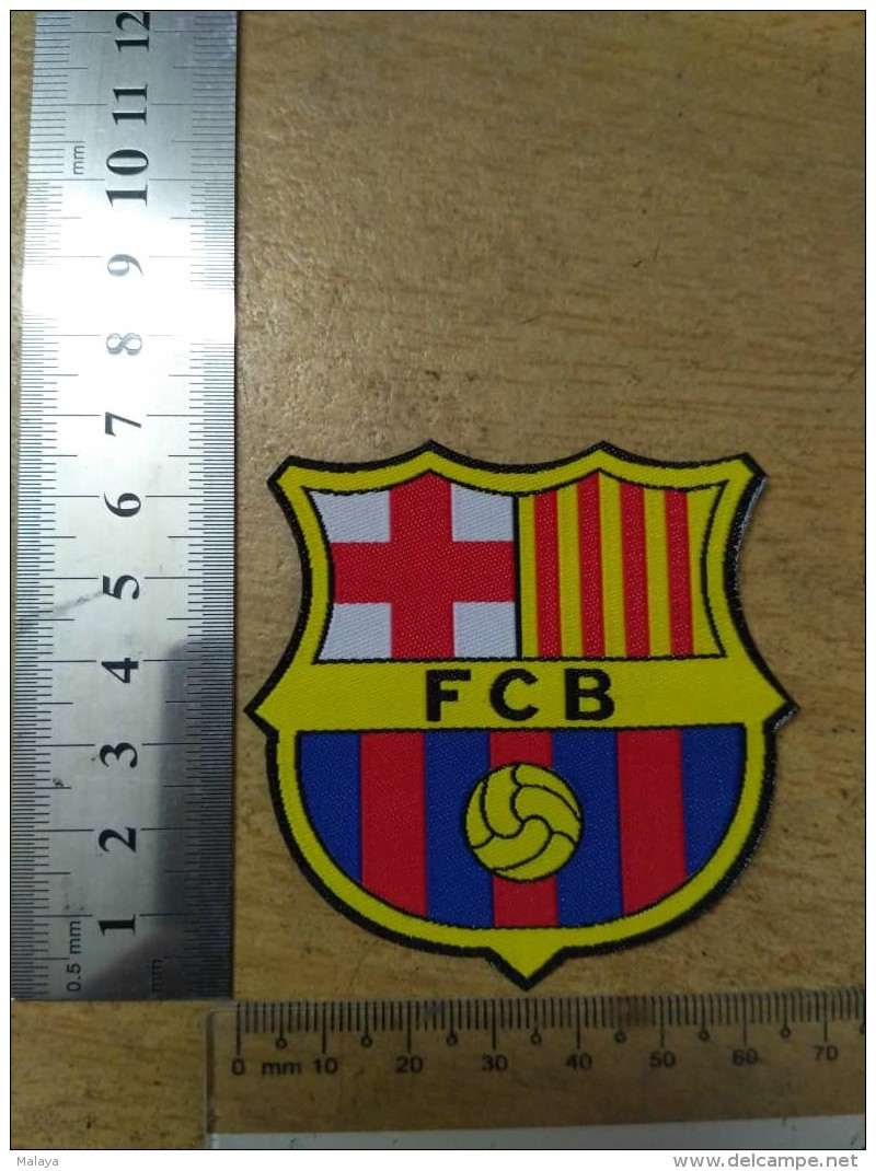 Patches Barcelona Spain Spanish National Football Team FIFA Soccer Badge Patch World Cup - Patches