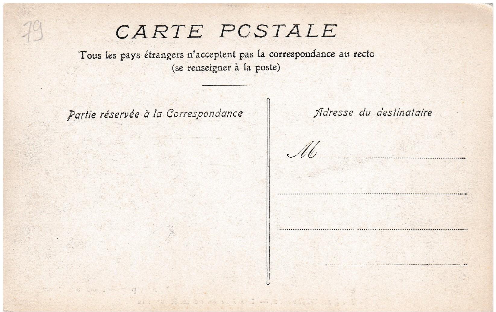 13X - 79 - Saint-Liguaire - Deux-Sèvres - Les Portes De La Roussille - Alix N° 323 - France