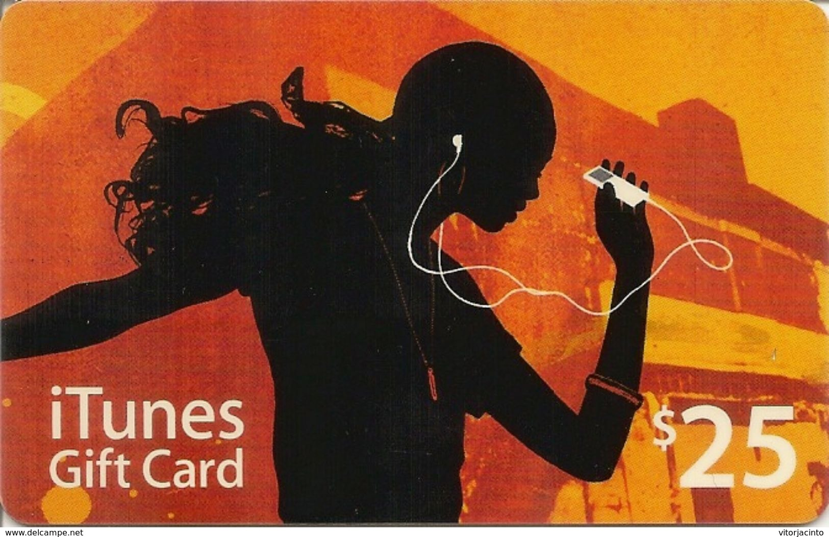 ITunes GIFT Card $25 - Tarjetas De Regalo