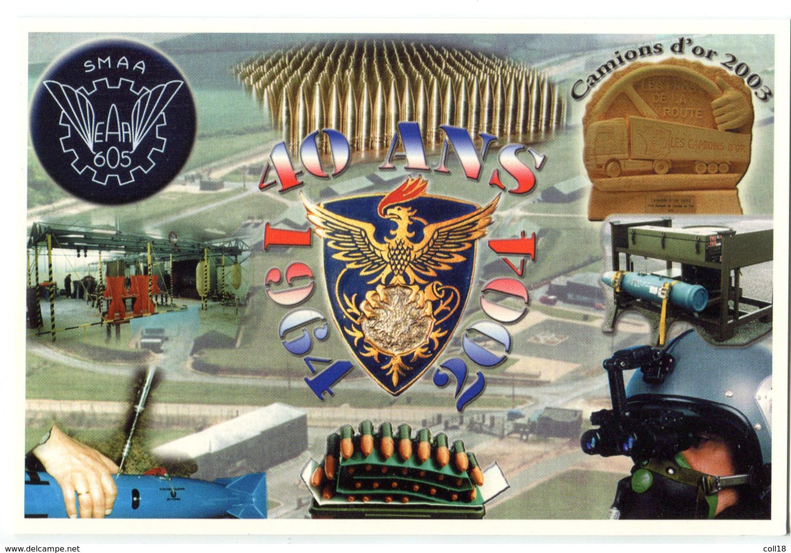 CPM 18 SAVIGNY EN SEPTAINE Entrepot De L' Armée De L' Air 2004 - France