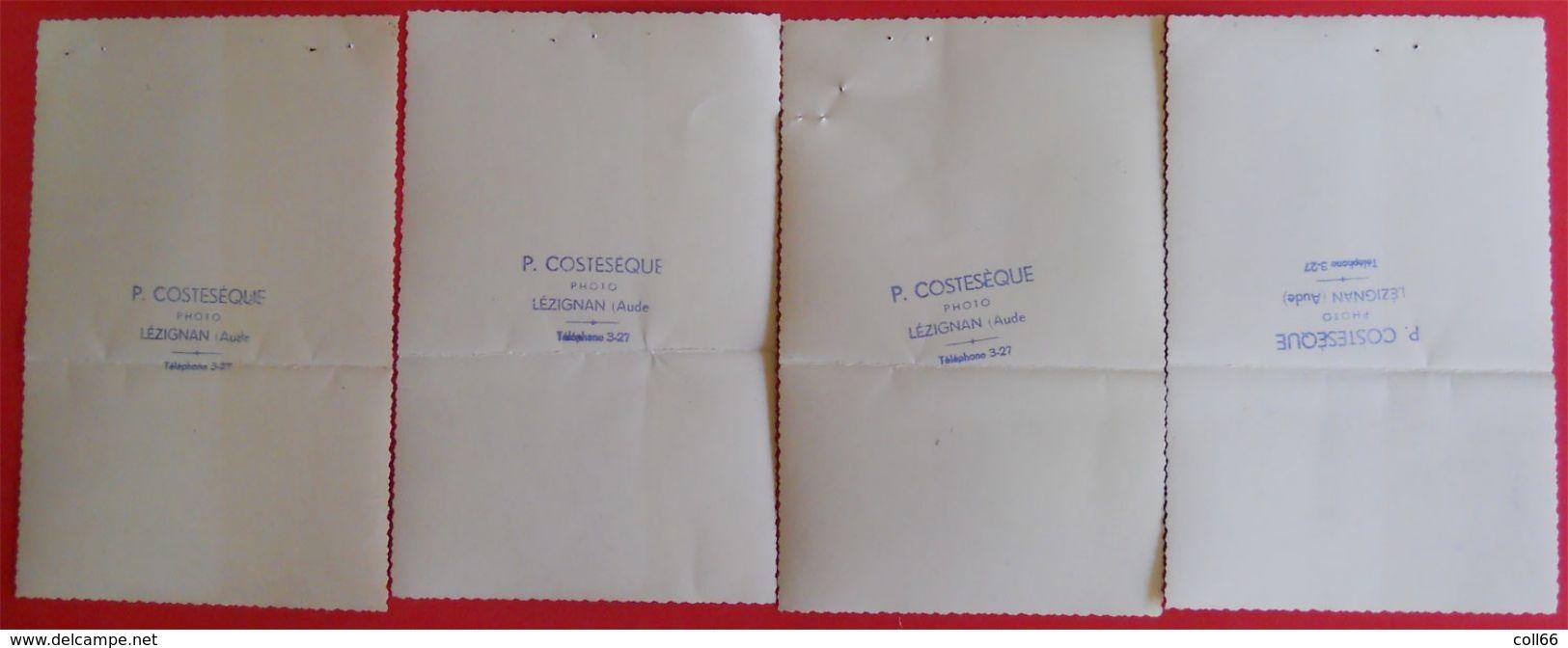 1951 RARE Brevet Invention + 4 Photos Bouteille Forme Torero Toréador Tauromachie Distillerie Lezignan-Corbieres 11 - Vin
