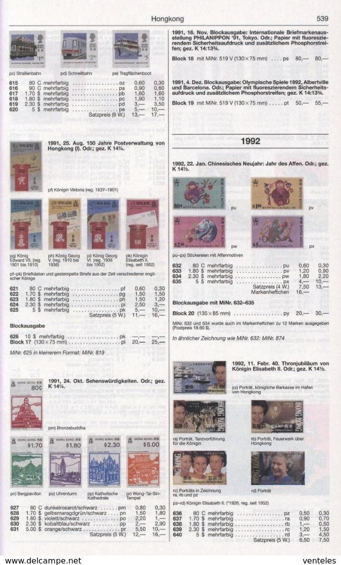 Hong Kong 04.12.1991 Bl 19 Albertville Winter & Barcelona Summer Olympics MNH OG - Verano 1992: Barcelona