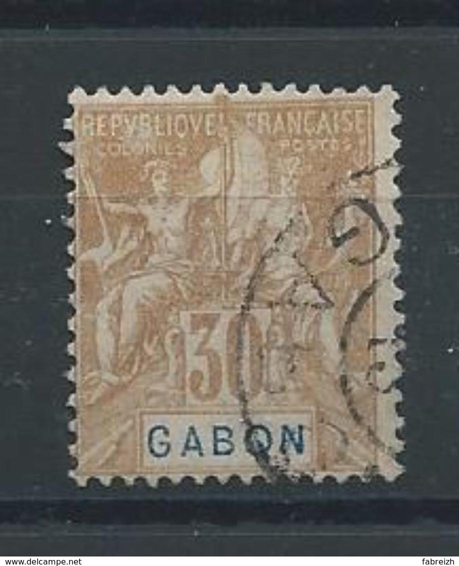 GABON N° 24 Oblitéré T.b - Used Stamps