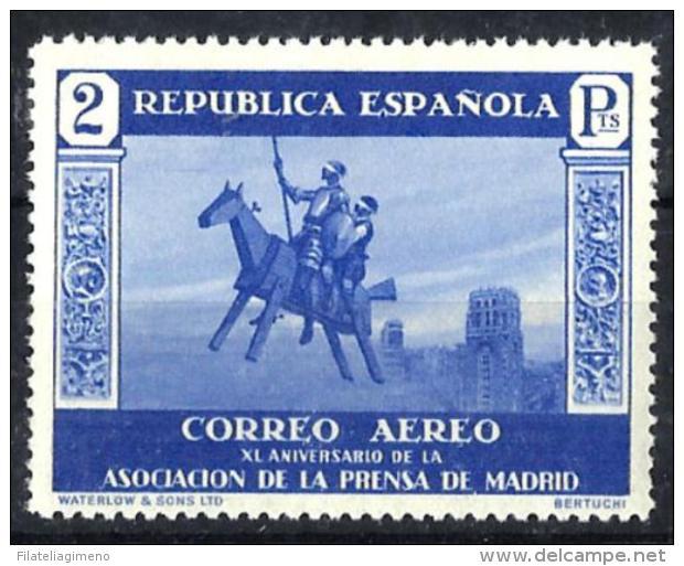 España Nº 723 En Nuevo - 1931-50 Nuevos & Fijasellos