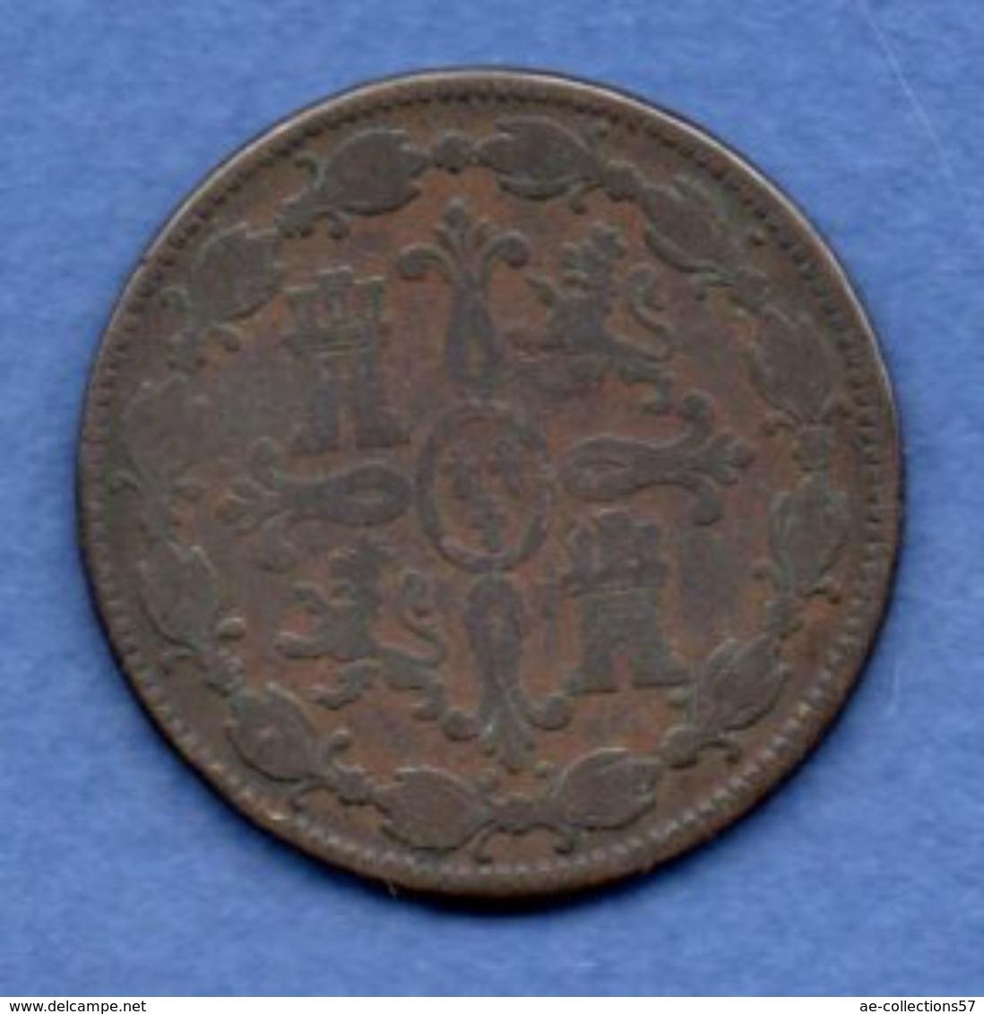 Espagne  -- 8 Maravedis  1773    - Km #  408.2  -  état  B+ - [ 1] …-1931 : Royaume