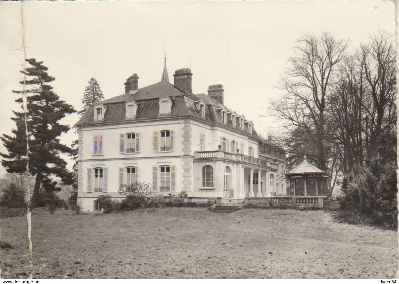 """Sentheim   """" Maison De Repos De St Jean De Dieu """"   Villa Et Terrasse - Thann"""