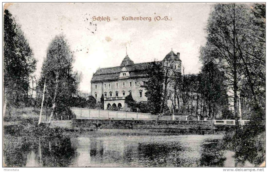 Schloß - Falkenberg (O.-S.) (1269) - Polen