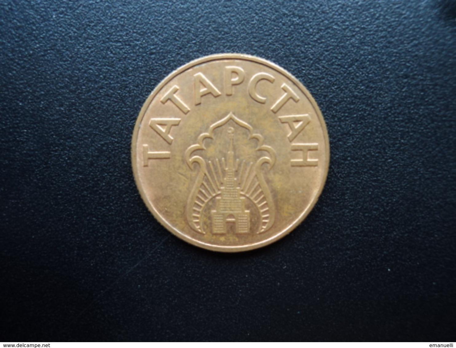 TATARSTAN : (10 LITRES)   ND    KM Tn2 *     SUP - Tatarstan