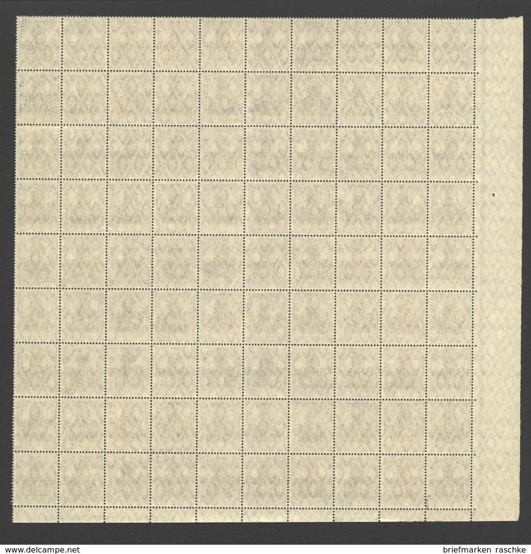Belgien Nr.16a (90)xx Mit Bogenprüfung Mi.ca 1800,- (M6) - Besetzungen 1914-18