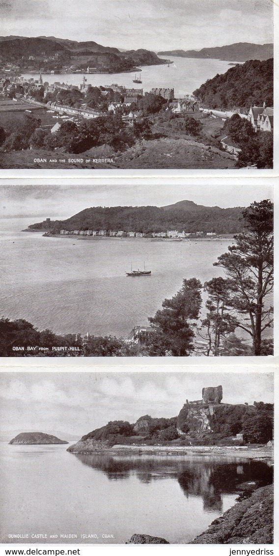 OBAN - Argyllshire