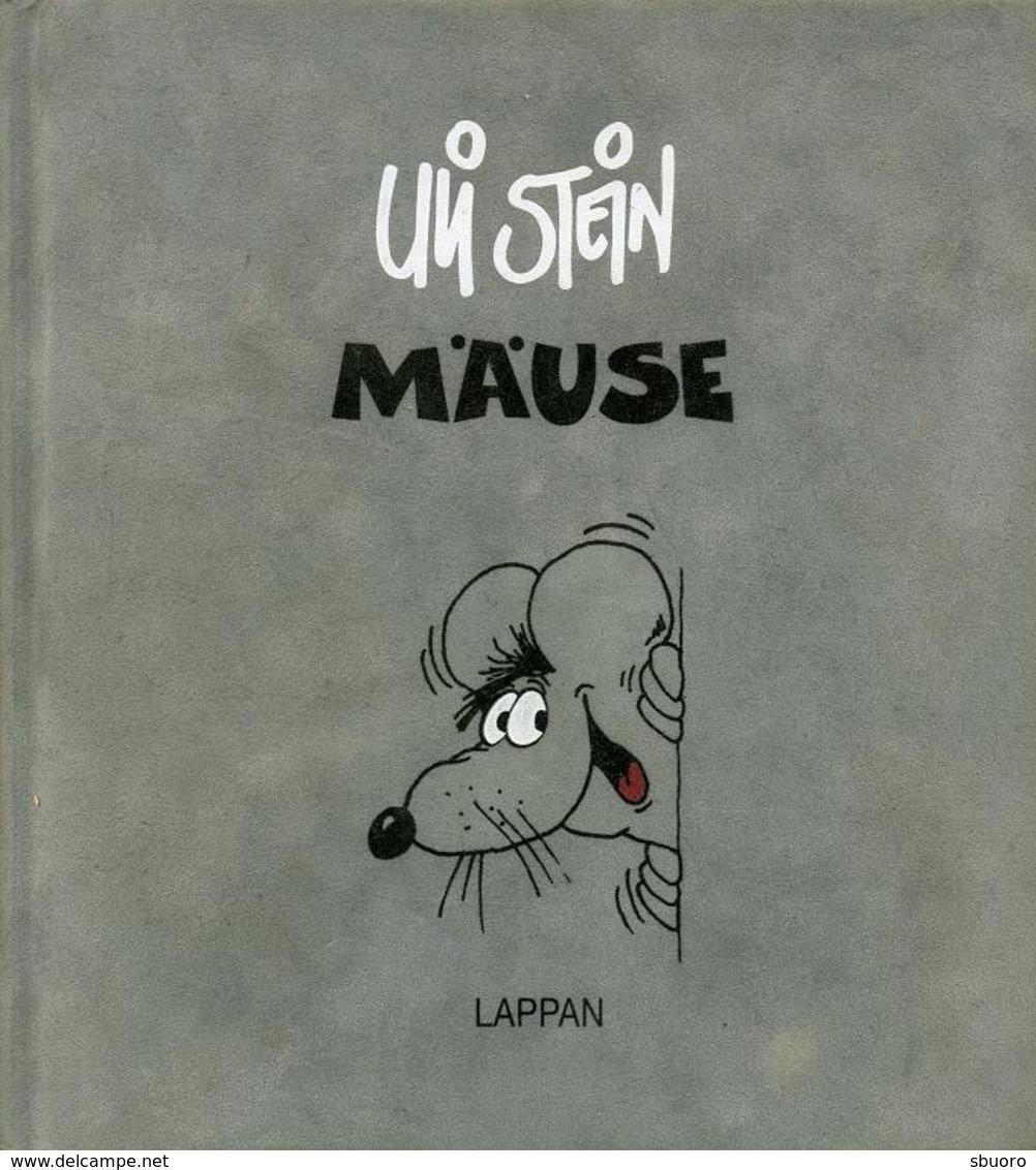 Mäuse - Uli Stein - Lappan - Livres, BD, Revues