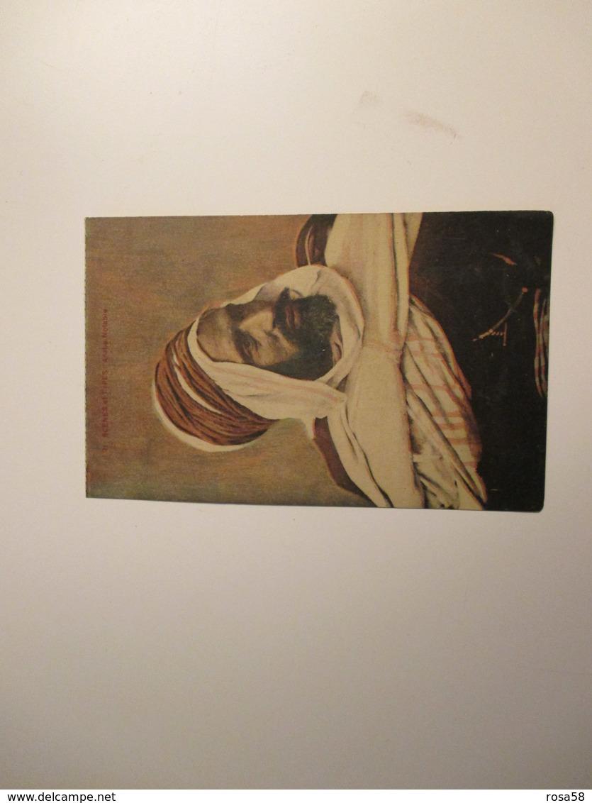 Personaggi E Tipi Uomo Berbero - Uomini