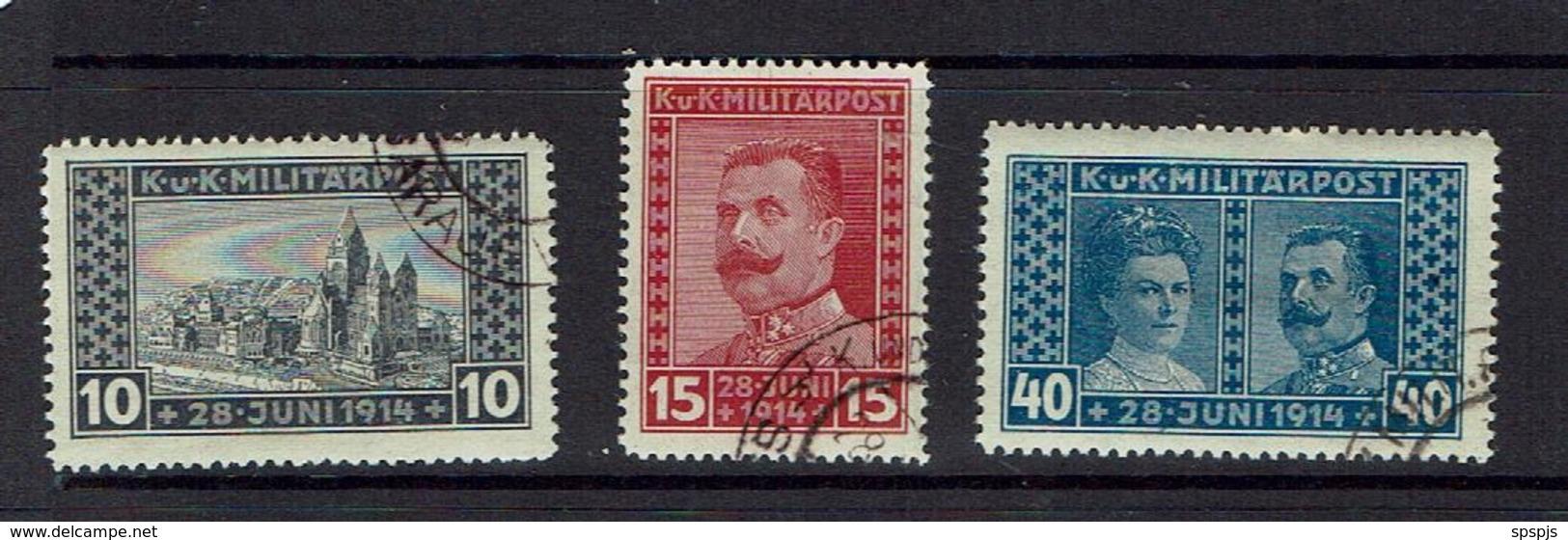 BOSNIA AND HERZEGOVINA....used...1917 - Bosnia And Herzegovina